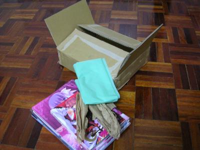 R43ped parcel