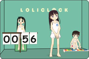 LOLICLOCK!